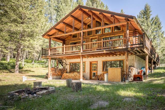 25565 Buffalo Run, Moran, WY 83013 (MLS #20-2281) :: West Group Real Estate
