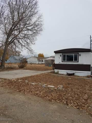 Midway Mobile Home Park, Labarge, WY 83123 (MLS #20-2322) :: West Group Real Estate