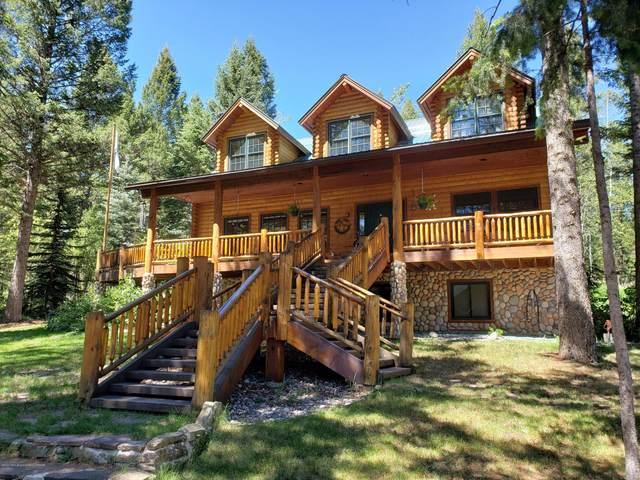 25640 Buffalo Run, Moran, WY 83013 (MLS #20-2323) :: West Group Real Estate