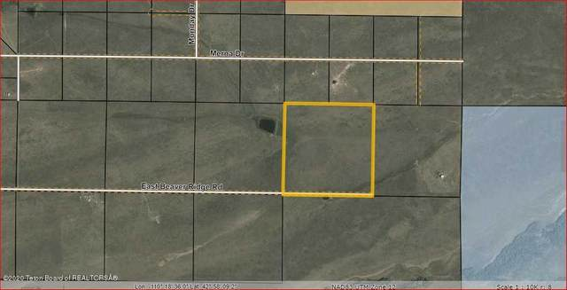 East Beaver Ridge Rd, Daniel, WY 83115 (MLS #20-2328) :: Sage Realty Group