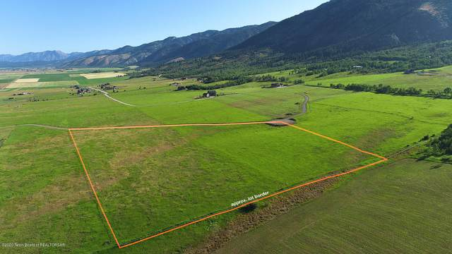 LOT 2 Stonefly, Etna, WY 83120 (MLS #20-2404) :: West Group Real Estate