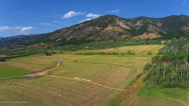 LOT 5 Stonefly, Etna, WY 83127 (MLS #20-2405) :: West Group Real Estate