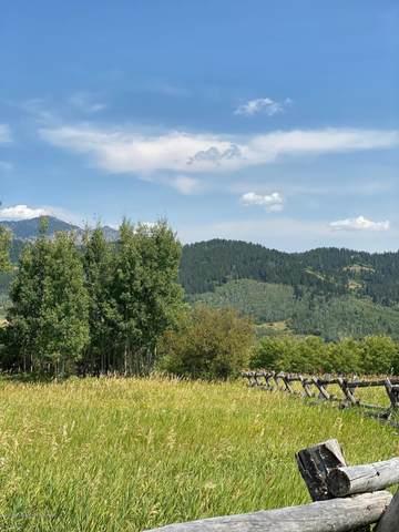 LOTS 44-47 Alpine Meadow Loop, Alpine, WY 83128 (MLS #20-2411) :: Sage Realty Group