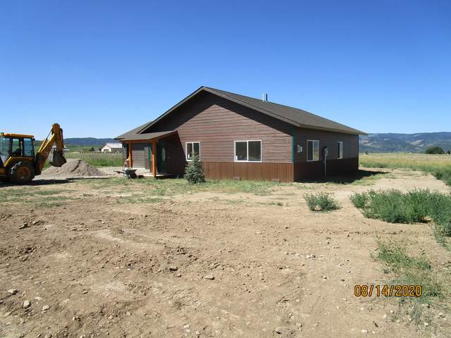 340 East Circle Drive, Thayne, WY 83127 (MLS #20-2415) :: West Group Real Estate