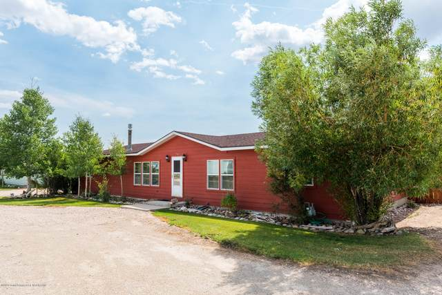 716 E Third St, Marbleton, WY 83113 (MLS #20-2457) :: West Group Real Estate