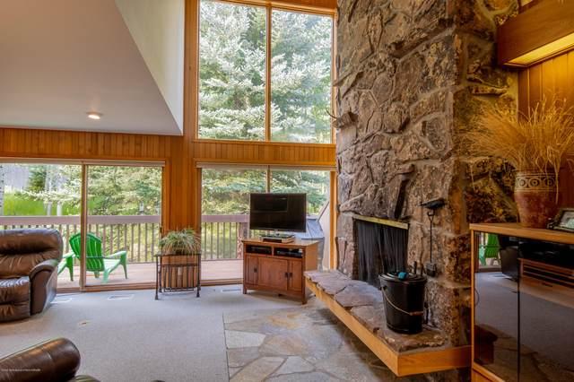 3675 W Michael Drive #6, Teton Village, WY 83025 (MLS #20-2458) :: West Group Real Estate