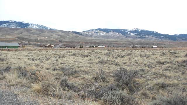 LOT  48 Painted Hills Drive, Dubois, WY 82513 (MLS #20-2463) :: West Group Real Estate