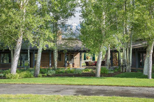 9235 N Avalanche Canyon Drive, Jackson, WY 83001 (MLS #20-2465) :: The Group Real Estate