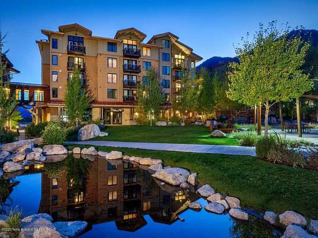 3325 W Village Drive #257, Teton Village, WY 83025 (MLS #20-2503) :: The Group Real Estate