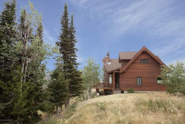 112 Watson Draw Rd, Bondurant, WY 82922 (MLS #20-2509) :: The Group Real Estate