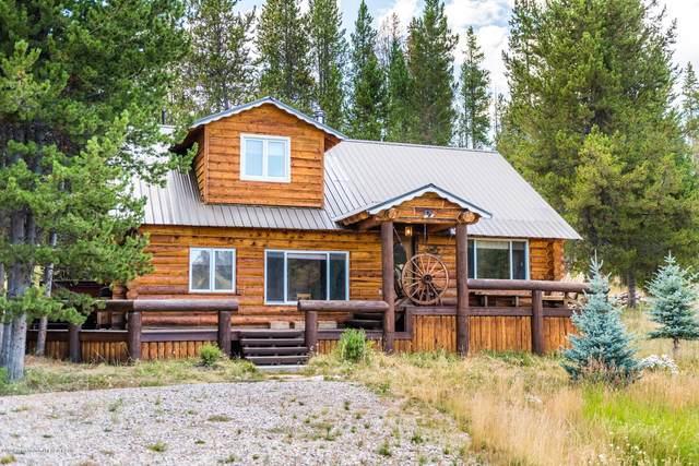 158 Rim Rd, Bondurant, WY 82922 (MLS #20-2524) :: The Group Real Estate