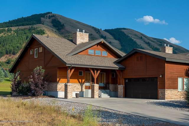 168 Johnny Miller Drive, Afton, WY 83110 (MLS #20-2539) :: West Group Real Estate