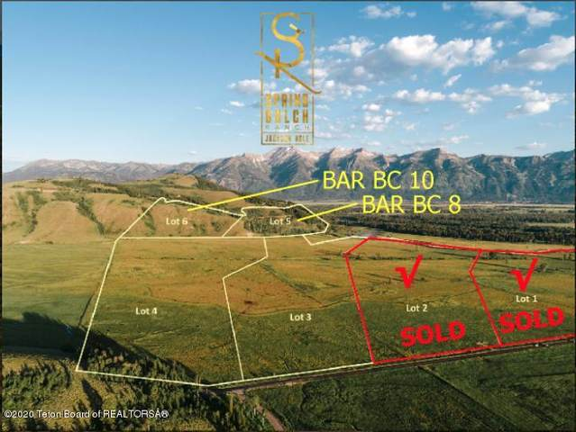 1090 W Bar Bc Ranch Rd, Jackson, WY 83001 (MLS #20-2560) :: Sage Realty Group