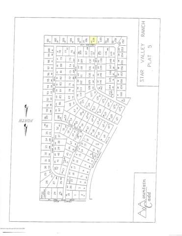 LOT 134 P5 Tumbleweed, Star Valley Ranch, WY 83127 (MLS #20-2626) :: Sage Realty Group