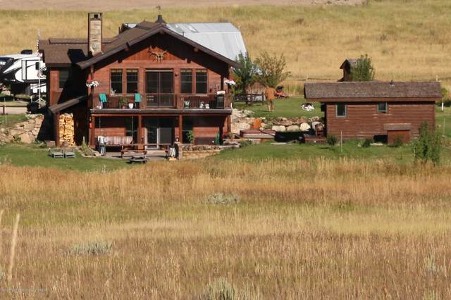 590 Leafcutter Ln, Tetonia, ID 83452 (MLS #20-2628) :: West Group Real Estate