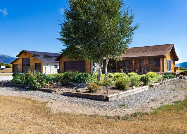 129 Hancey Dr, Thayne, WY 83127 (MLS #20-2633) :: Sage Realty Group