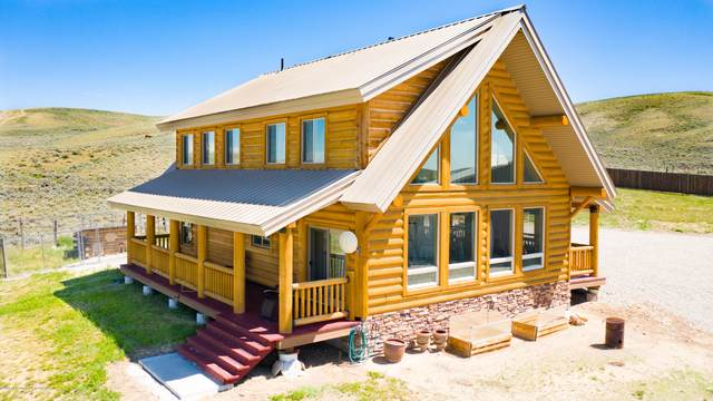 49 Drew Rd, Pinedale, WY 82941 (MLS #20-2644) :: West Group Real Estate
