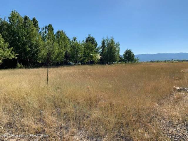 LOT 123 Hardmand Road, Star Valley Ranch, WY 83127 (MLS #20-2688) :: The Group Real Estate