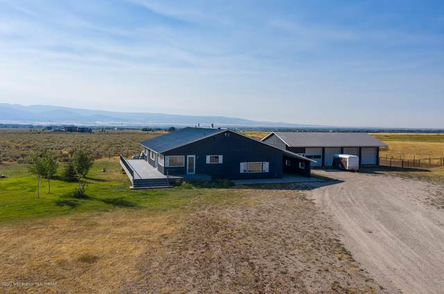 3190 S 1000 E, Driggs, ID 83422 (MLS #20-2702) :: Sage Realty Group