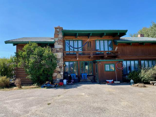 10151 Us Hwy 191, Pinedale, WY 82941 (MLS #20-2721) :: Sage Realty Group
