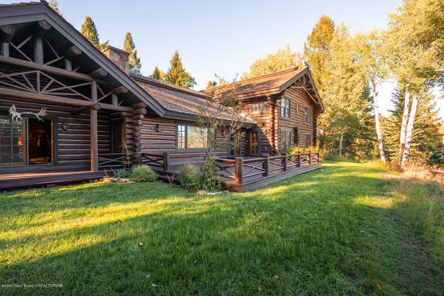 Address Not Published, Teton Village, WY 83025 (MLS #20-2732) :: Sage Realty Group