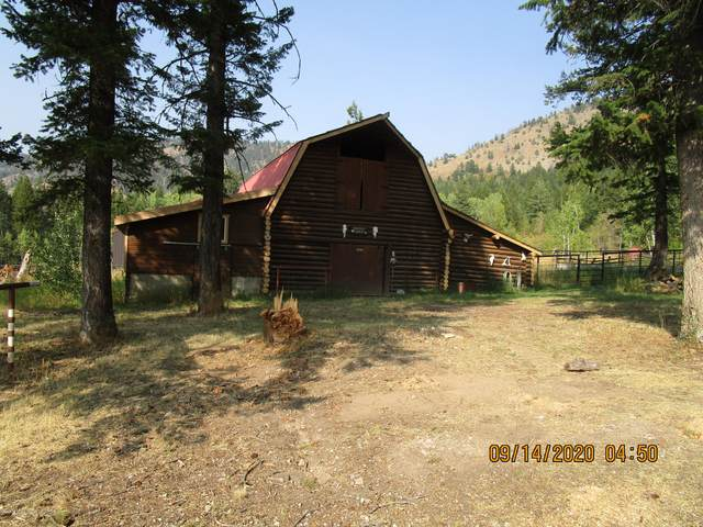 693 Moonset Ranch, Thayne, WY 83127 (MLS #20-2744) :: Sage Realty Group