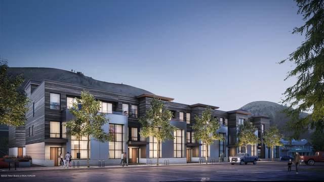 185 N Glenwood St #3, Jackson, WY 83001 (MLS #20-2752) :: Coldwell Banker Mountain Properties