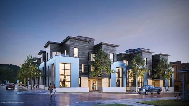 185 N Glenwood St #9, Jackson, WY 83001 (MLS #20-2753) :: The Group Real Estate