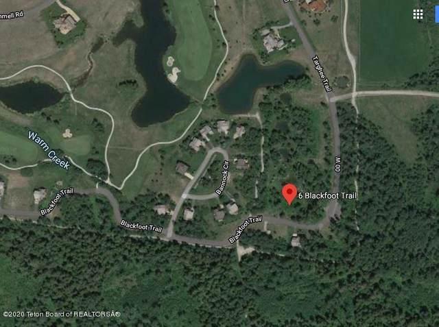 6 Blackfoot Ln, Victor, ID 83455 (MLS #20-2776) :: Sage Realty Group