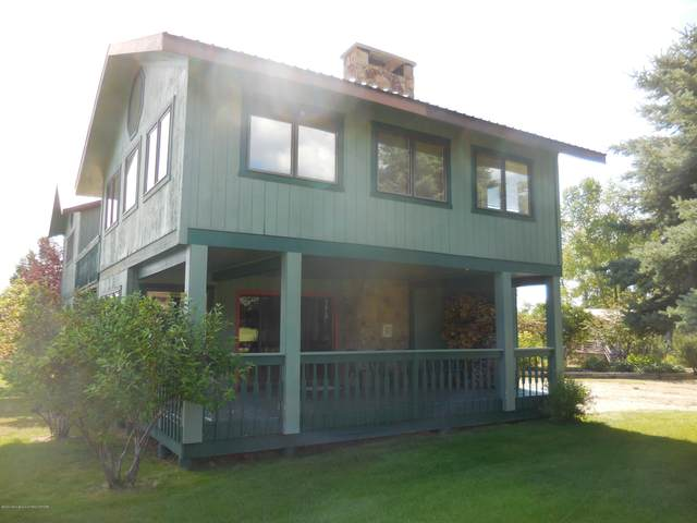 445 Middle Branch Dr, Star Valley Ranch, WY 83127 (MLS #20-2789) :: Sage Realty Group