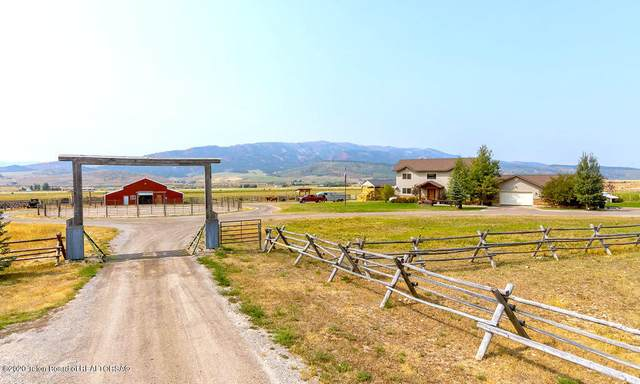 94 Appaloosa Trail, Etna, WY 83118 (MLS #20-2793) :: Sage Realty Group
