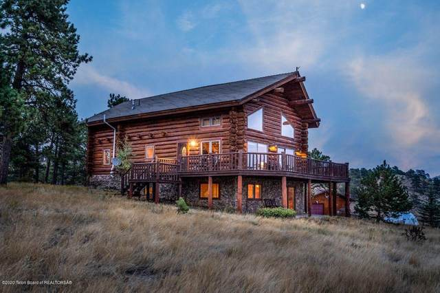 9 Road 102, Harriman, WY 82059 (MLS #20-2798) :: West Group Real Estate
