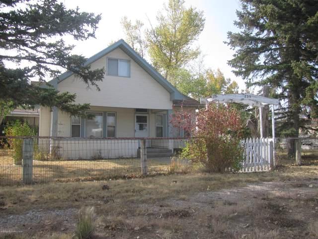 235 N Fish St, Big Piney, WY 83113 (MLS #20-2804) :: Sage Realty Group