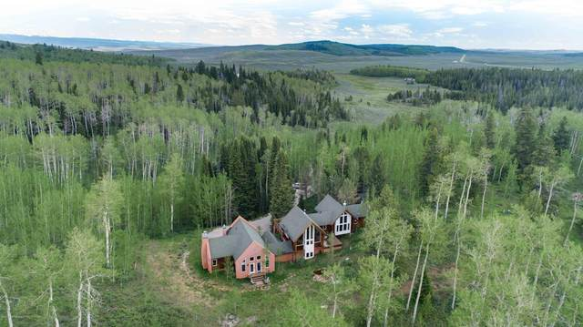 Address Not Published, Bondurant, WY 82922 (MLS #20-281) :: West Group Real Estate