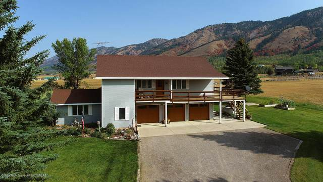1561 County Road 120, Thayne, WY 83127 (MLS #20-2810) :: Sage Realty Group