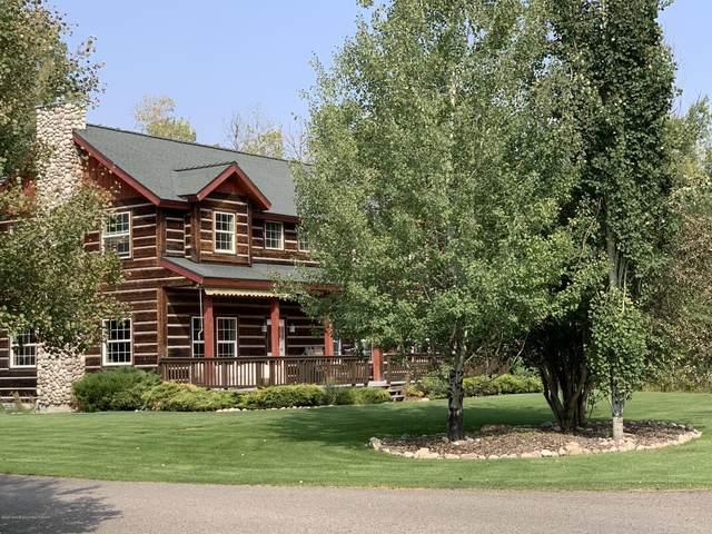 184 Creekside Meadow Avenue, Driggs, ID 83422 (MLS #20-2813) :: Sage Realty Group