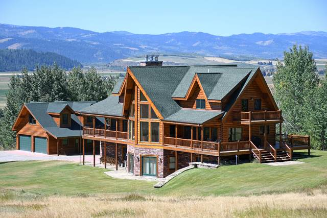 225 Golden Eagle Way, Bedford, WY 83112 (MLS #20-2822) :: Sage Realty Group