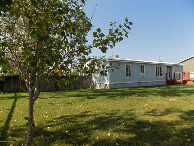 614 E Fourth, Marbleton, WY 83113 (MLS #20-2826) :: West Group Real Estate
