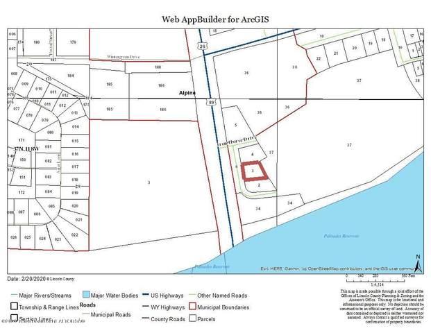 LOT 3 Sunbeam, Alpine, WY 83128 (MLS #20-284) :: West Group Real Estate