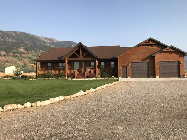 4048 Co Rd 126, Bedford, WY 83112 (MLS #20-2865) :: West Group Real Estate