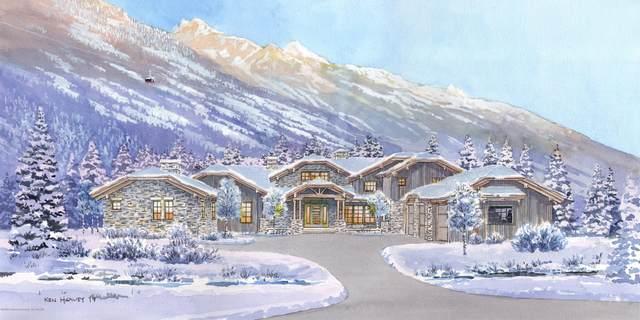 3605 Coyote Creek Road, Teton Village, WY 83025 (MLS #20-2884) :: Sage Realty Group