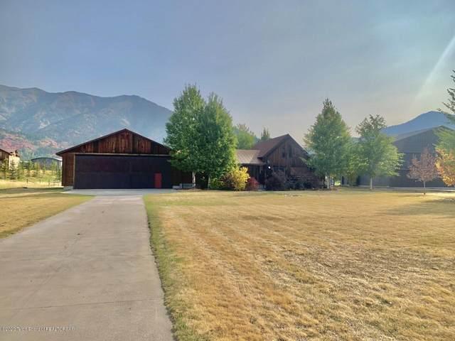 79 Alpine Village Circle, Alpine, WY 83128 (MLS #20-2886) :: Sage Realty Group