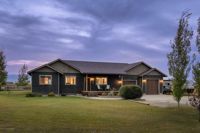 975 E 750 S, Driggs, ID 83422 (MLS #20-2912) :: West Group Real Estate