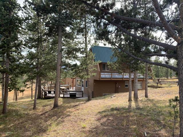 6 Aspen Dr, Dubois, WY 82513 (MLS #20-2915) :: The Group Real Estate