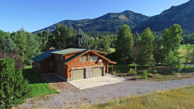 25 Wildcat Cir, Star Valley Ranch, WY 83127 (MLS #20-293) :: Sage Realty Group