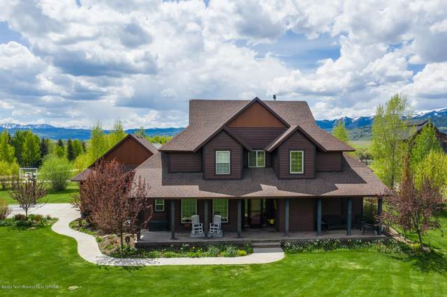 3770 Adams Rd, Driggs, ID 83422 (MLS #20-2933) :: West Group Real Estate