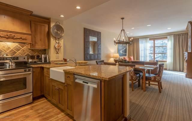 7710 Granite Loop Road #29, Teton Village, WY 83025 (MLS #20-294) :: Sage Realty Group
