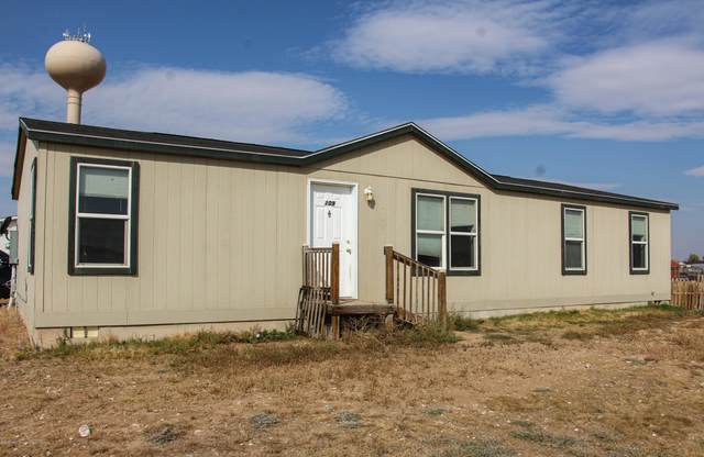109 Appaloosa Ave, Marbleton, WY 83113 (MLS #20-2949) :: West Group Real Estate