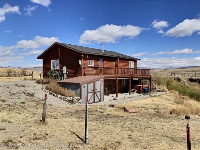 16 E Shoshone Trl, Boulder, WY 82923 (MLS #20-2964) :: Sage Realty Group