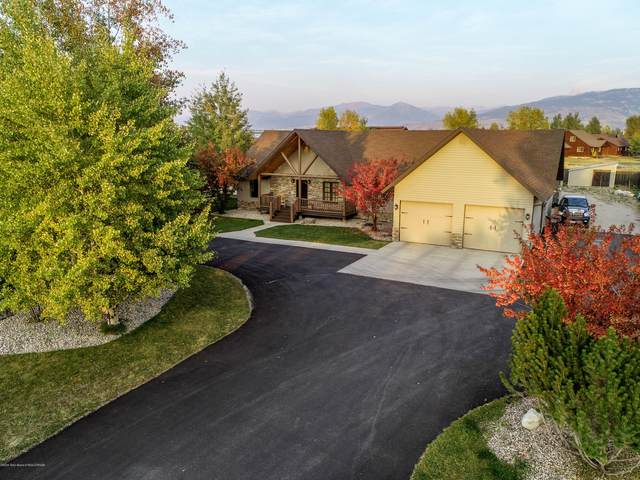 455 N 5TH E, Driggs, ID 83422 (MLS #20-3002) :: Sage Realty Group